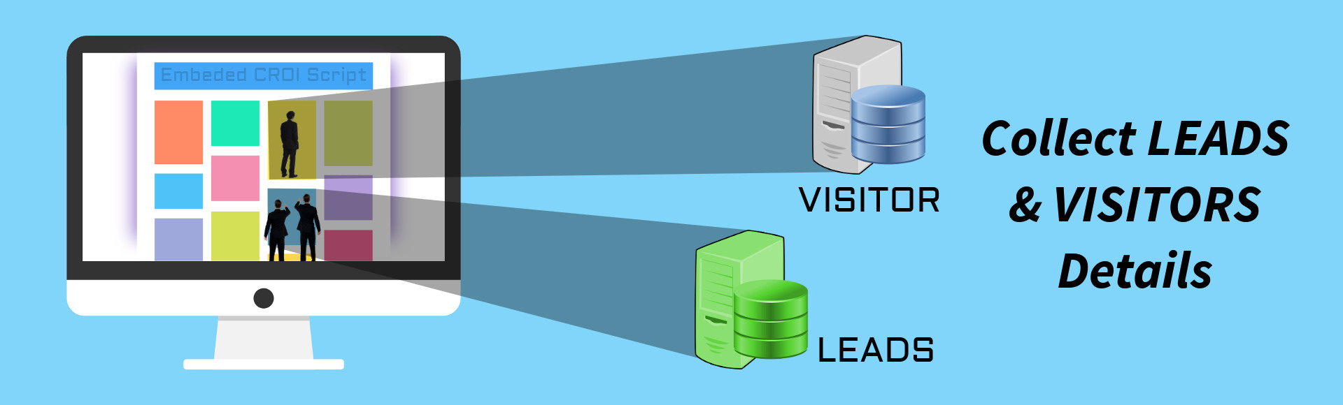 Qualify Visitors and Get Leads