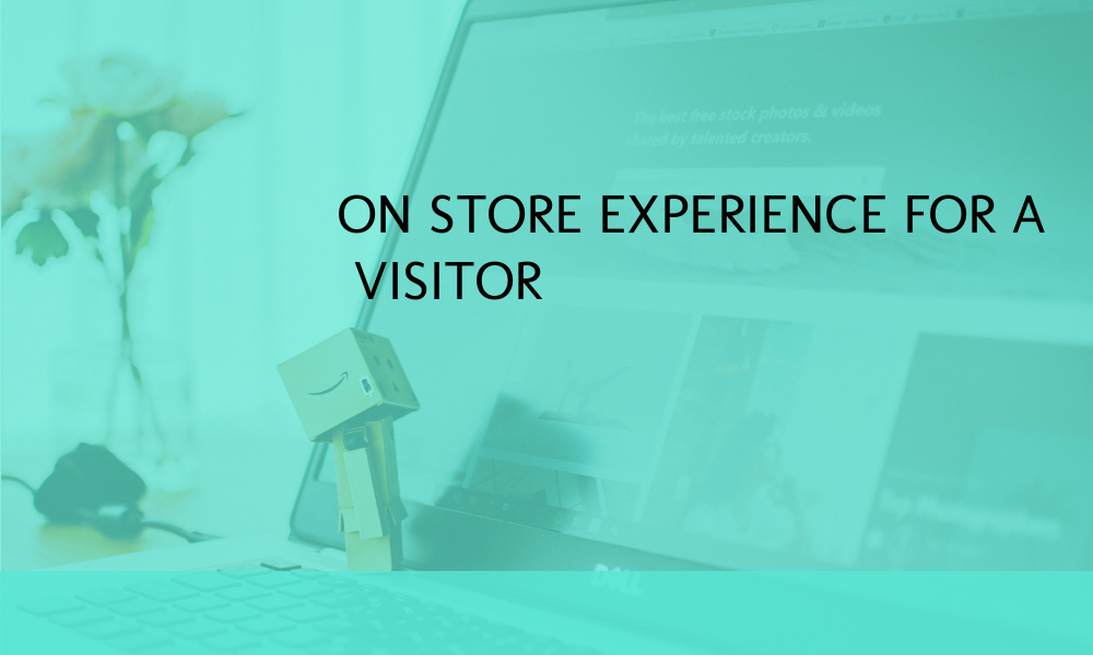 online store experience showcase